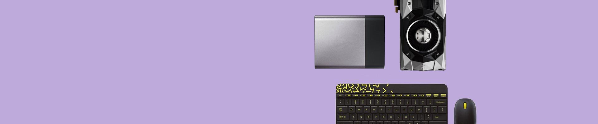 Jual Komputer & Aksesoris Terlengkap - Harga Terbaik