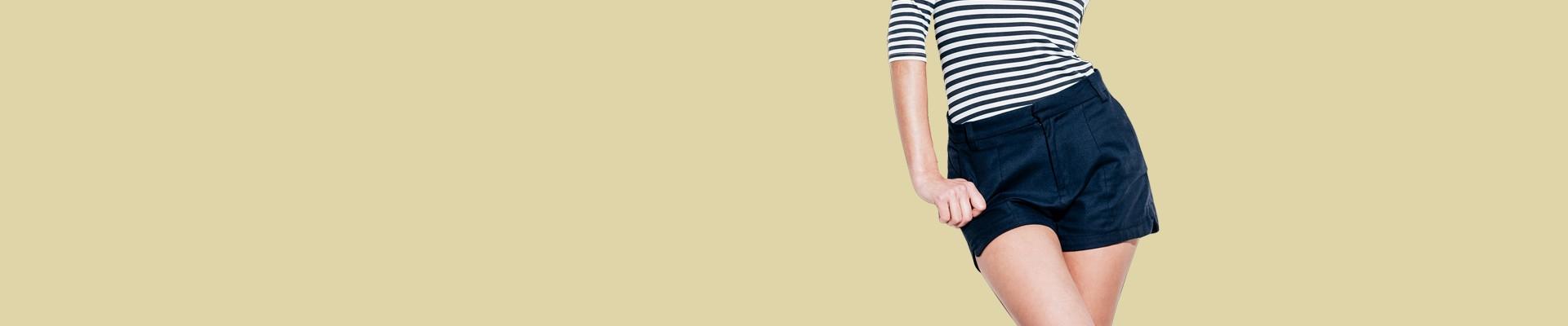 Jual Celana Hot Pants Wanita dari Harga Termurah