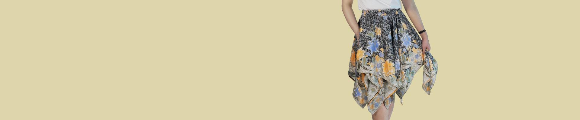 Jual Bawahan Batik Modern Wanita - Harga Terbaik  5ddb28f824