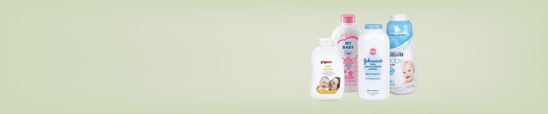 Jual Bedak Bayi Terbaik & Terlengkap - Berkualitas