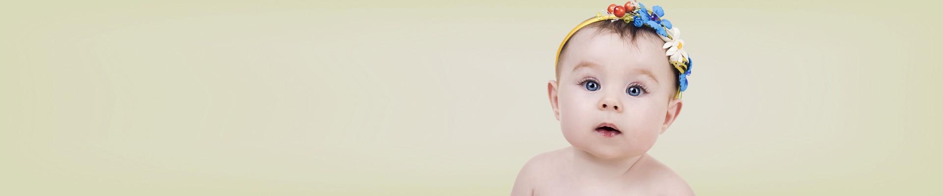 Jual Berbagai Ukuran Headband Bayi / Bando Bayi Terbaru