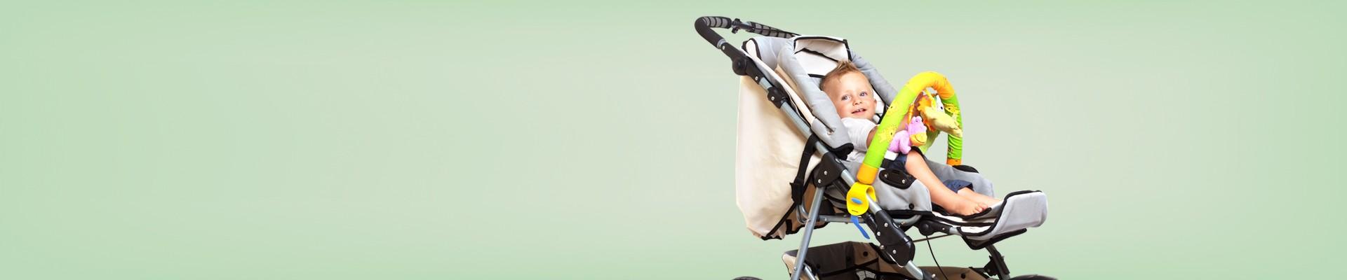 Jual Stroller Bayi Merk Terbaik & Berkualitas