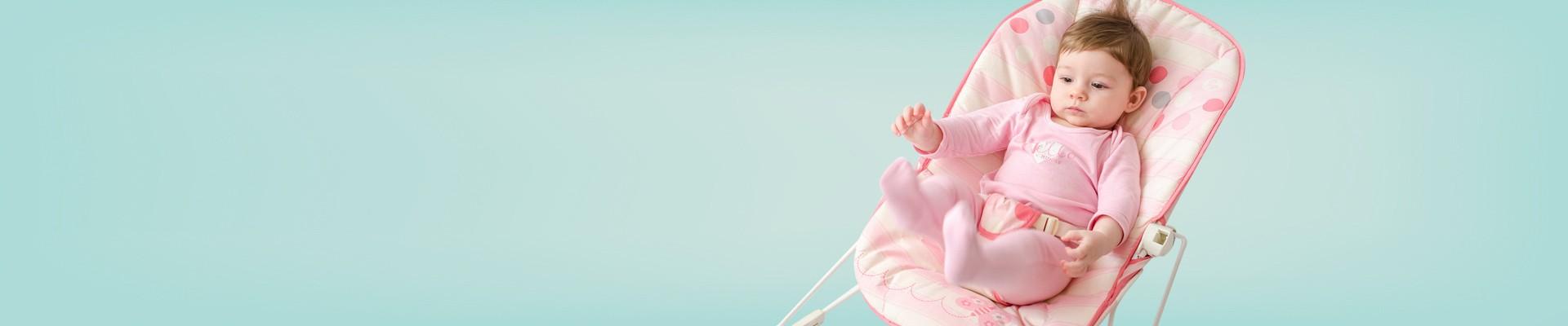 Jual Ayunan Bayi / Baby Bouncer Modern - Harga Terbaik