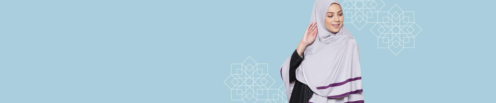 Jual Jilbab Khimar Model Terbaru - Harga Murah