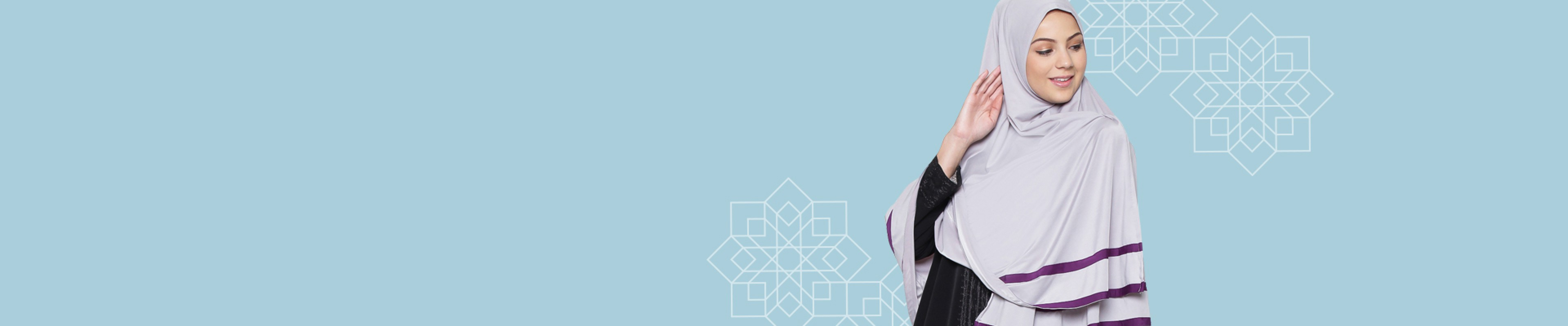 Jilbab Khimar - Model Hijab Khimar Modern