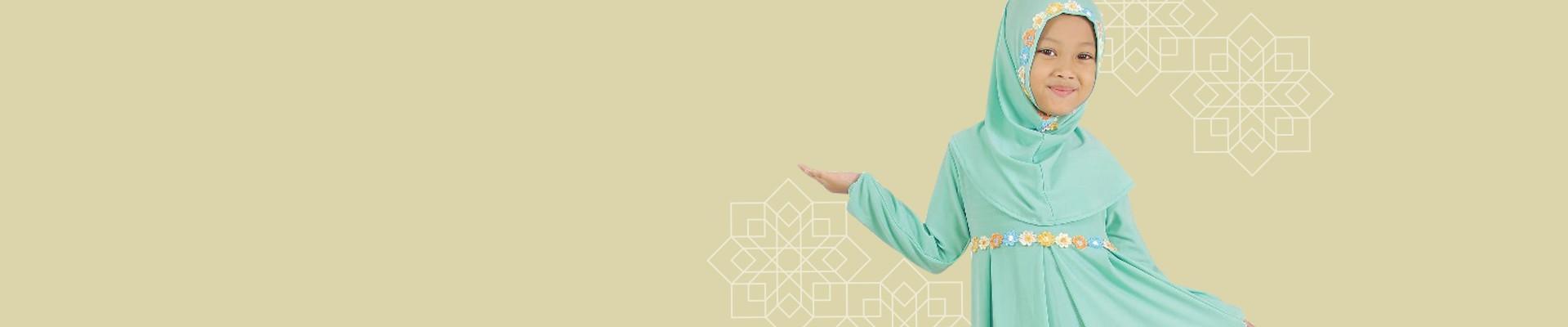 Baju Muslim Anak - Jual Busana Muslim Anak Terbaru