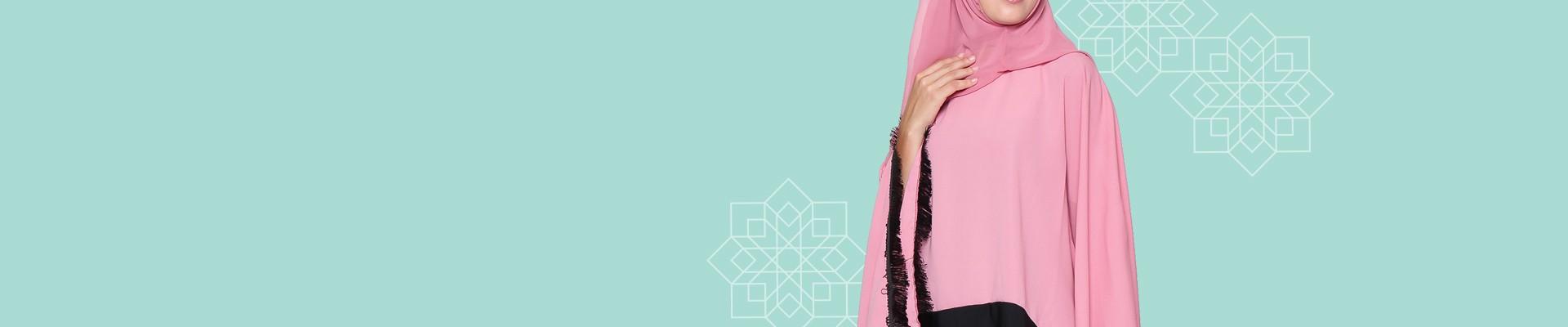 Jual Blouse Muslim Wanita Terbaru - Harga Murah