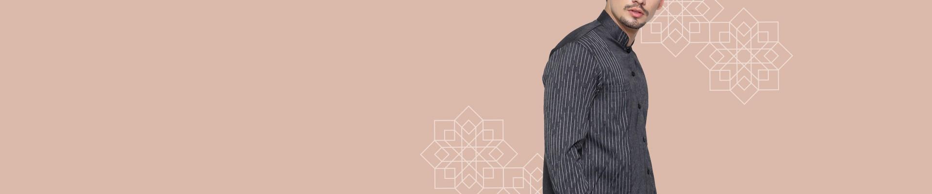 Jual Baju Koko Pria Modern - Model Koko Terbaru