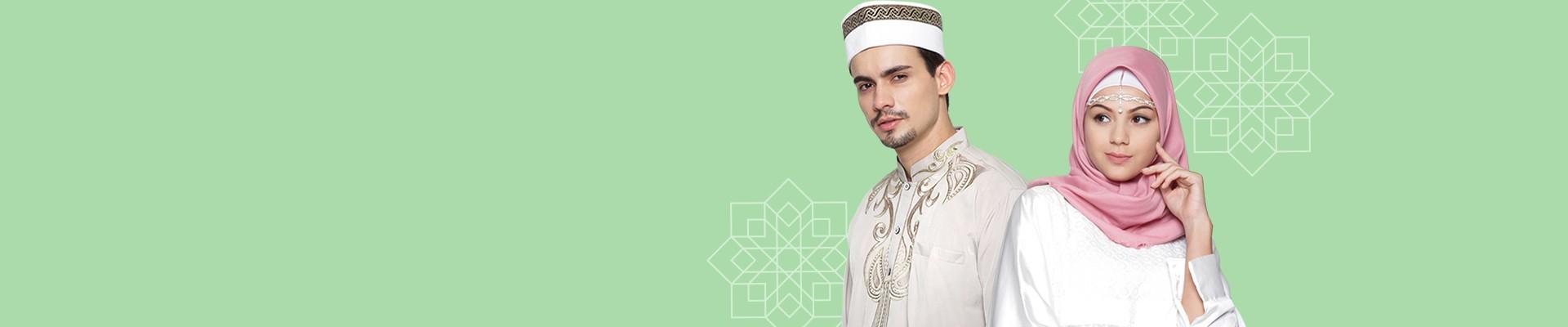 Fashion Muslim - Jual Fashion Muslim Terbaru Koleksi Lebaran