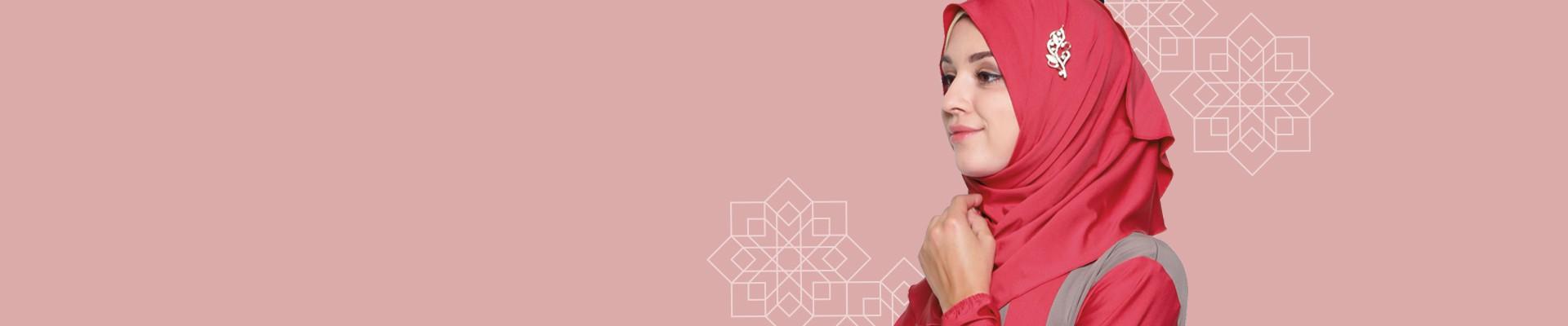 Jual Aksesoris Muslim - Hiasan Hijab Terbaru
