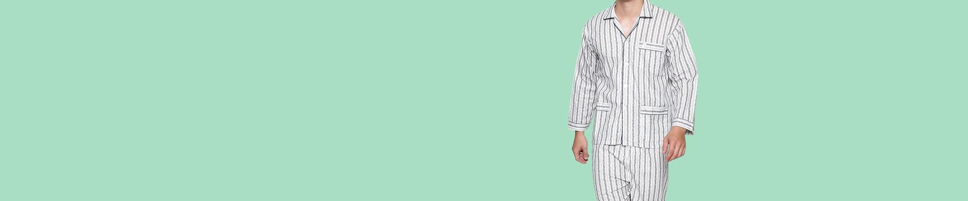 Jual Baju Set Piyama Pria Pria Dewasa - Model Terbaru & Harga Murah