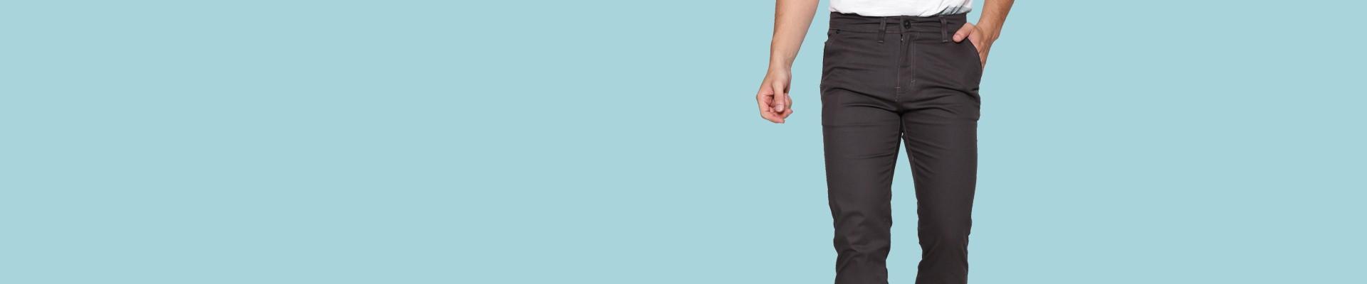 Jual Celana Pria Model & Potongan Terbaru - Harga Celana Pria 2019