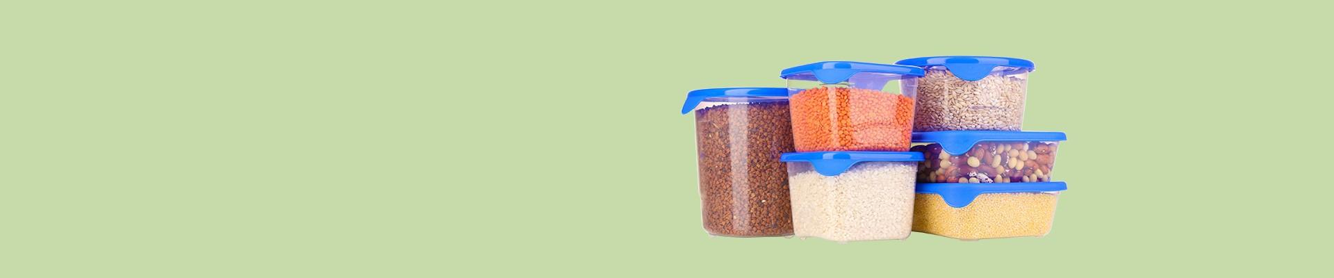 Jual Tempat Penyimpanan Makanan - Harga Lebih Murah