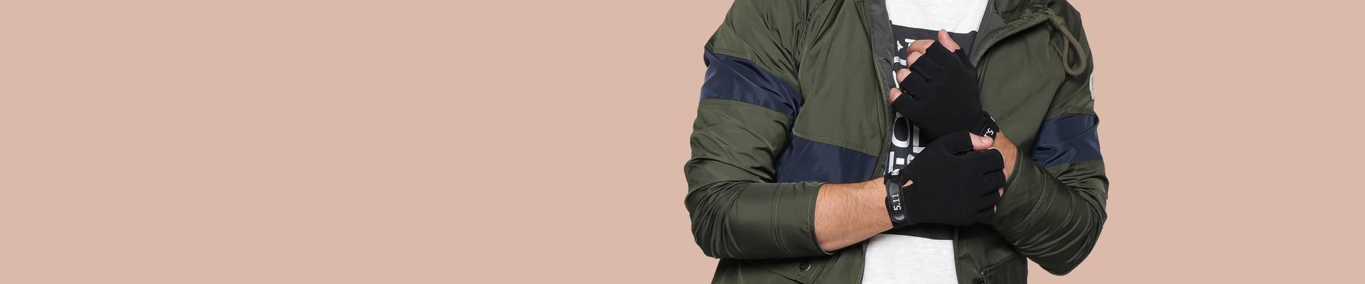 Jual Sarung Tangan Fashion Pria - Gloves Pria Online