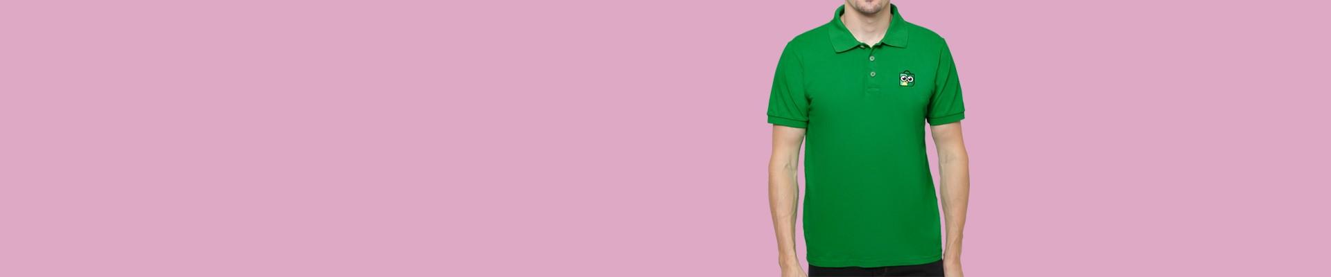 Jual Kaos Polo Pria - Polo Shirt Pria Harga Bersaing