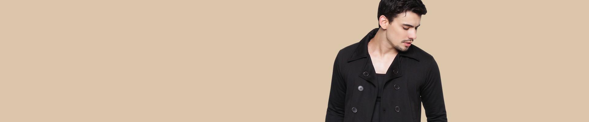Jual Outerwear Pria Model Terbaru Harga Terbaik