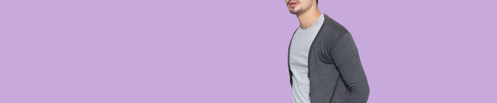 Jual Cardigan Pria - Beli Cardigan Pria Online Terbaru