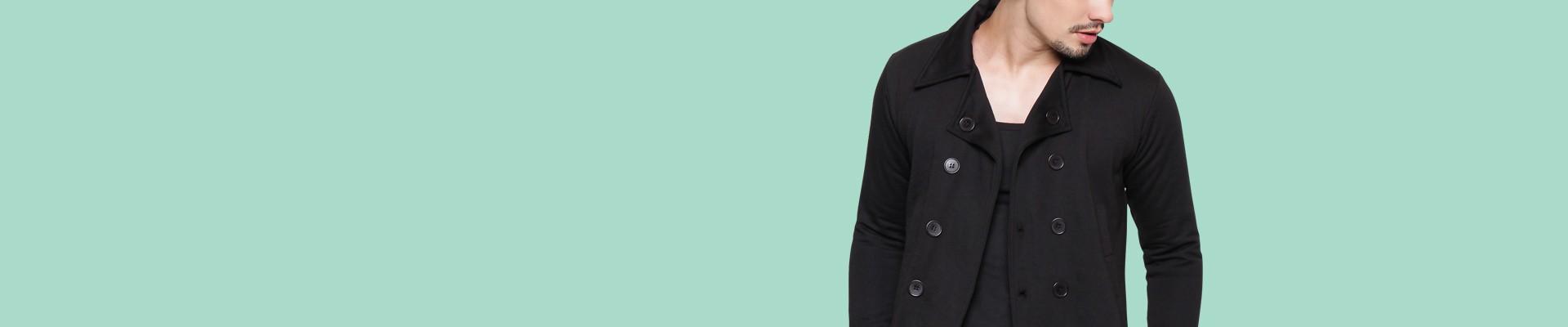 Jual Model Jaket Musim Dingin & Mantel Pria Terbaru