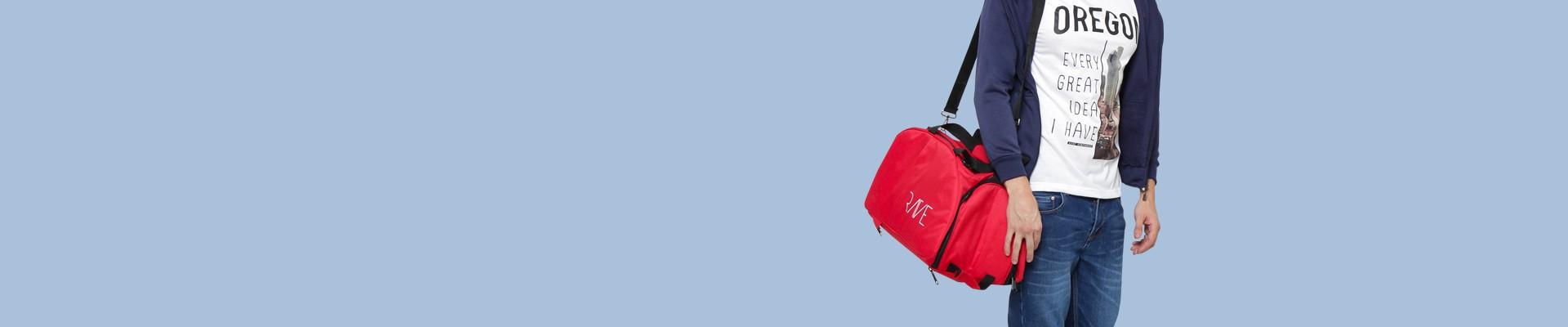 Jual Tas Travel Bag Pria - Model Terbaru & Harga Murah