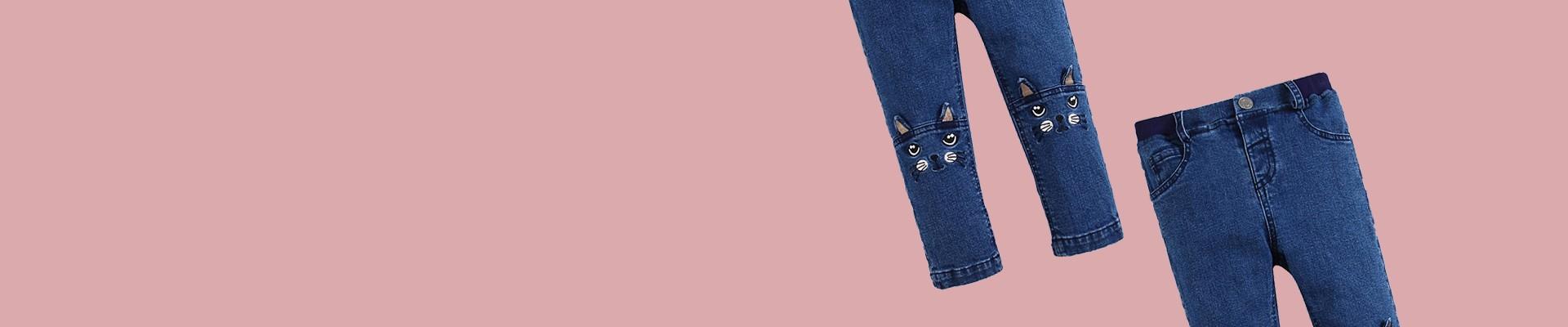 Jual Celana Jeans Anak Perempuan Model Terbaru