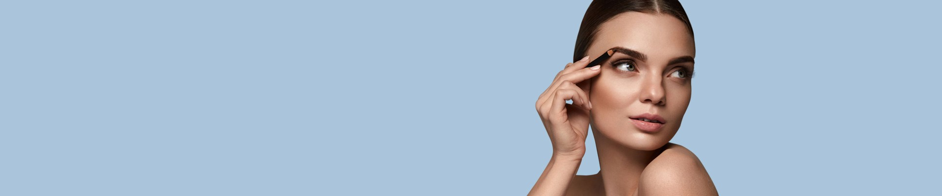 Jual Eyebrow Kit - Brow Set Harga Terbaik dan Terlengkap