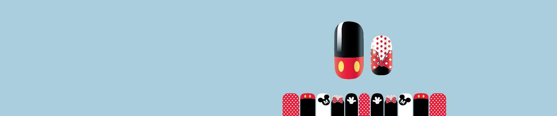Jual Stiker Kuku - Nail Sticker Harga Terbaik