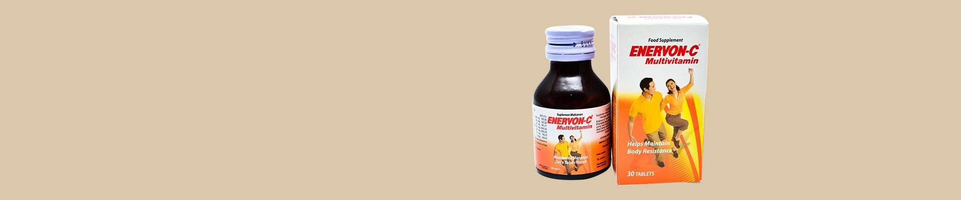 Jual Vitamin Untuk Daya Tahan Tubuh - harga Terbaik