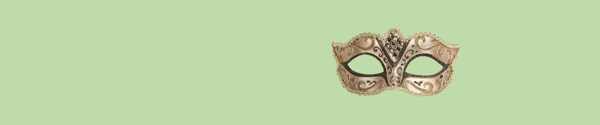 Jual Aneka Koleksi Topeng Pesta Model & Bentuk Terlengkap - Harga Terbaik