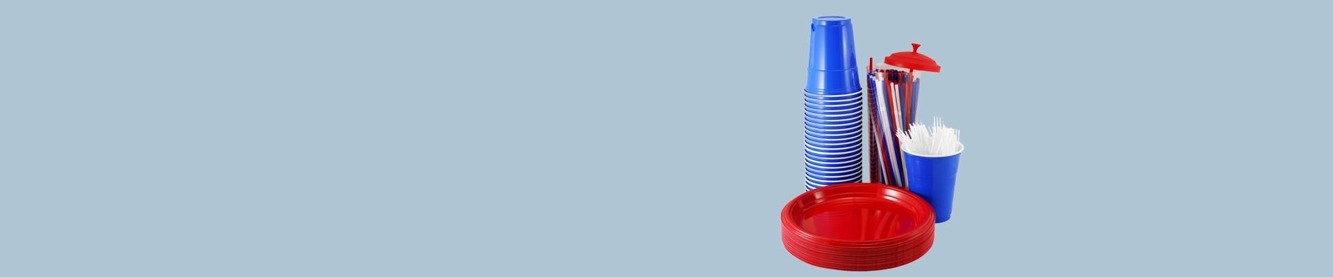 Jual Piring Kertas & Gelas Kertas (Paper Cup) Harga Grosir