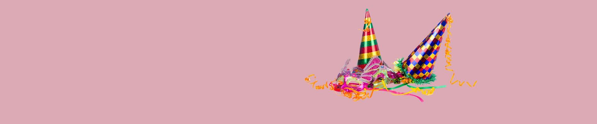 Jual Perlengkapan Pesta / Perlengkapan Pesta Ulang Tahun Lengkap