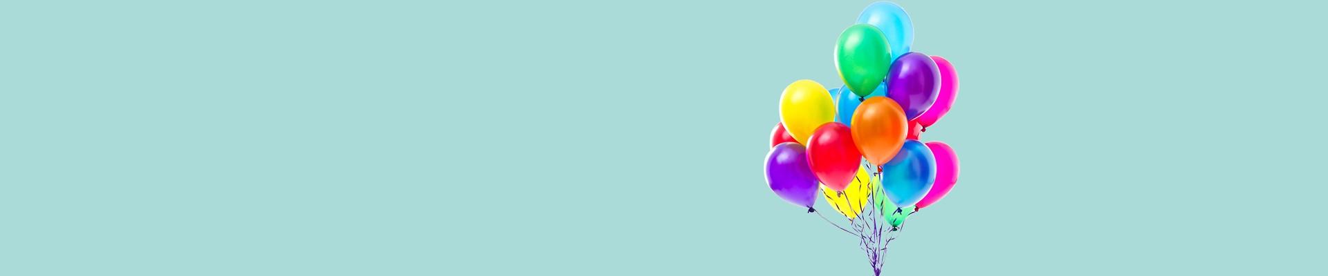 Jual Balon Karet & Balon Latex Semua Model