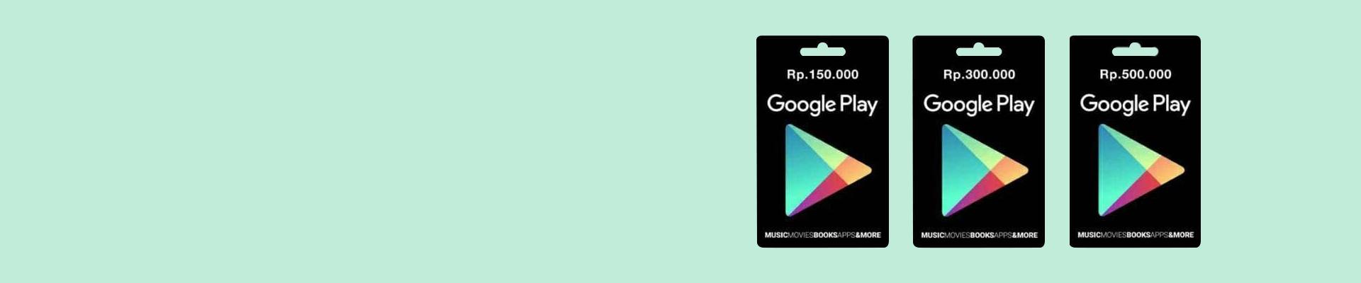 Jual App Gift Card Fisik Terlengkap - Harga Murah Online