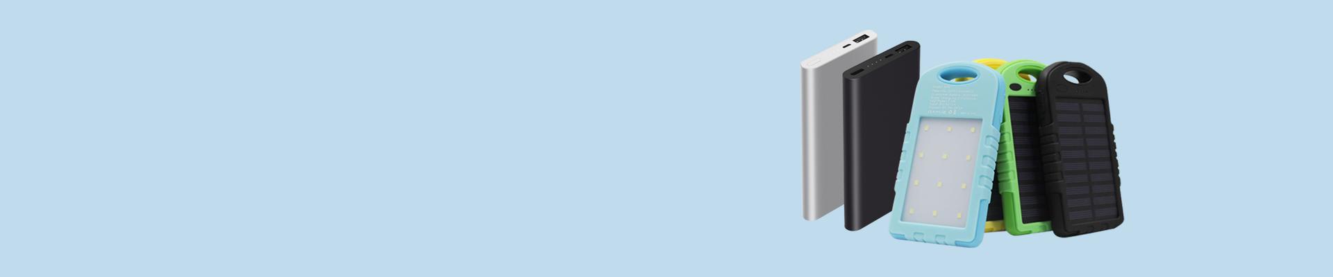 Jual Power Bank Merk Terbaik & Lengkap - Harga Power Bank Murah