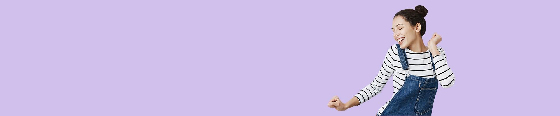 Jual Overall Denim Wanita - Model Terbaru & Unik