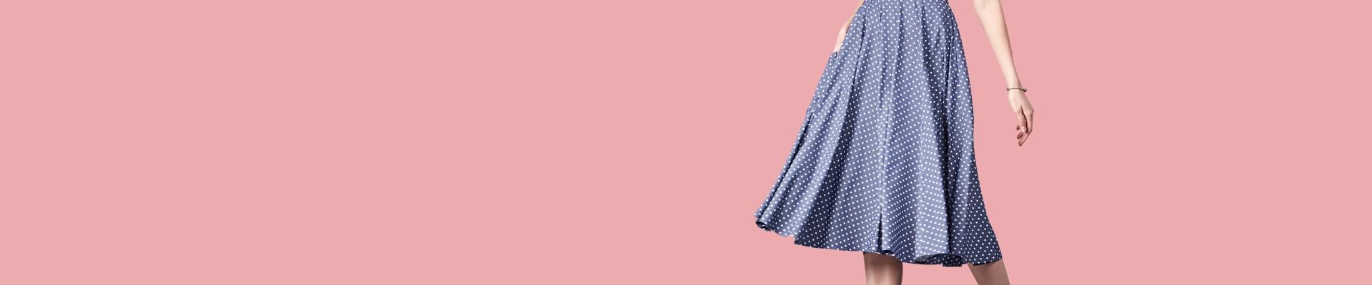 Jual Rok Wanita Online - Model Terbaru & Unik