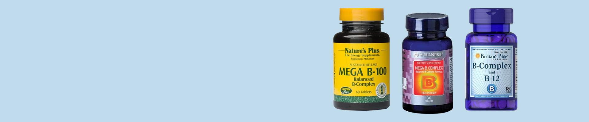 Jual Vitamin B Online - Multivitamin Terlengkap
