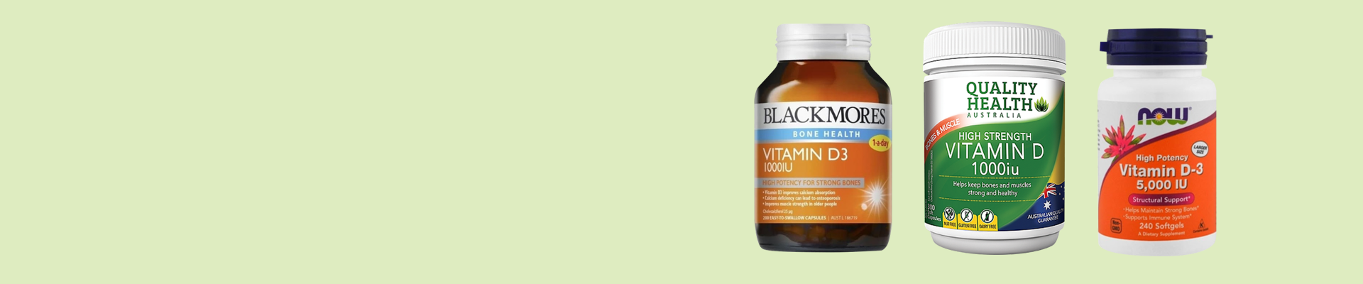 Jual Vitamin D Online - Multivitamin Terlengkap