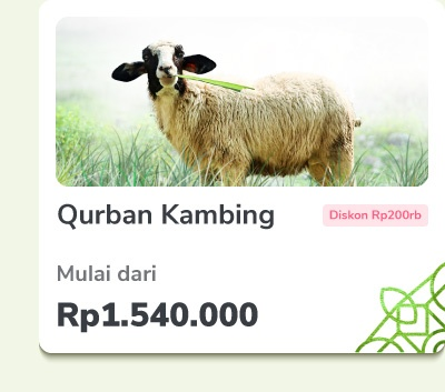 Background Spanduk Jual Hewan Qurban - desain spanduk kreatif