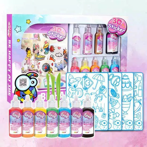 Foto Produk magic liquid m3 magic coloring edu toys dari ePomade