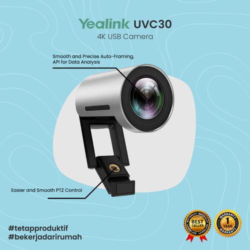 Foto Produk Yealink UVC30 Webcam dari Inovasi-Media