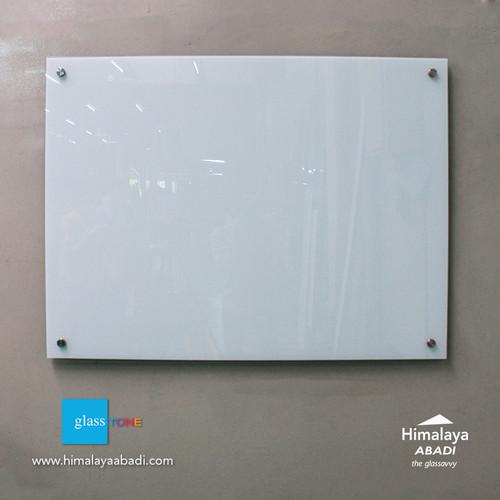 Foto Produk Papan Tulis Kaca - Glassboard (Ukuran 1.200 x 900 mm) dari Himalaya Abadi