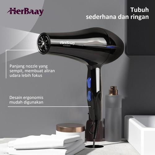 Pengering Rambut Dan Hair Dryer Diffuser - Diffuser 2