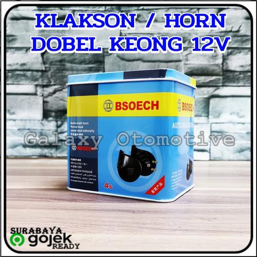 Jual Klakson Dobel Keong 12v Suara Josss Mobil Dan Motor Kota Surabaya Galaxy Otomotive Tokopedia