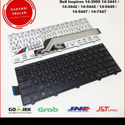 Jual Keyboard Laptop Dell Vostro 3446 3449 3458 3459 3468 3478 5459 5468 Jakarta Barat Transjayacomputer Tokopedia