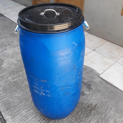 Jual Drum Plastik Tempat Sampah Kap 160 Liter Kota Bekasi Tokopaima Tokopedia