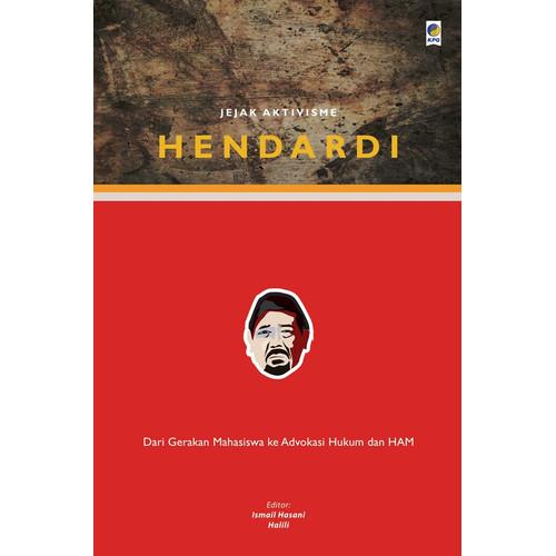 Foto Produk Jejak Aktivisme Hendardi dari Gramedia Book Store