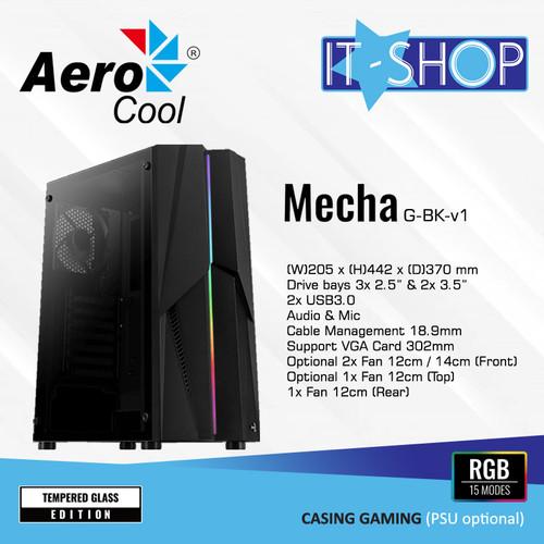 Foto Produk Aerocool Casing MECHA dari IT-SHOP-ONLINE