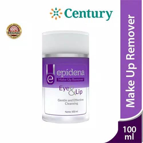 Epidena Eye & Lip Make Up Remover 100ml 1
