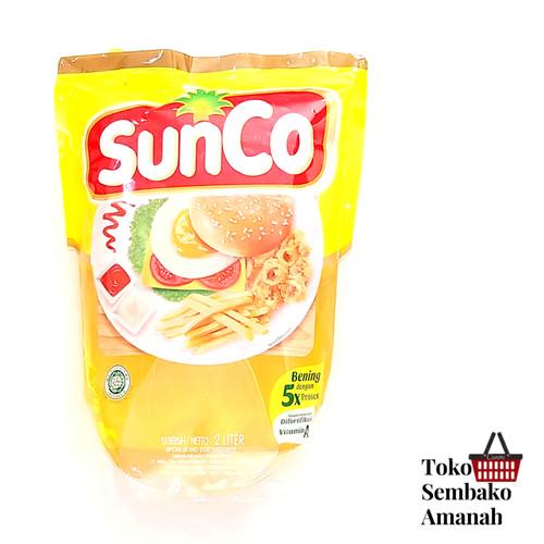 Foto Produk sunco 2 liter minyak goreng dari Sembako Amanah20