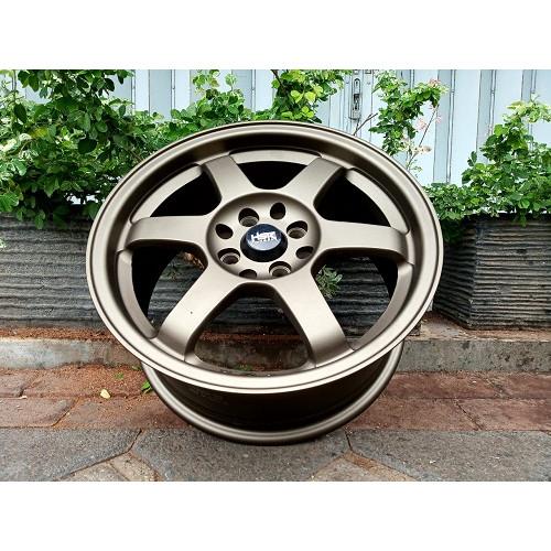 Jual Velg Mobil Merk Hsr Model Tokyo Ring 16 Bronz Kota Bandar Lampung Official Horizon Racing Tokopedia